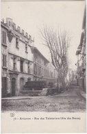 84. AVIGNON. Rue Des Teinturiers (dite Des Races). 75 - Avignon