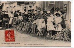 Saint-Gilles-La Foire Aux Oignons - Saint Gilles Croix De Vie