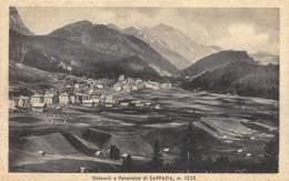Dolomiti E Panorama Di Sappada - Italien