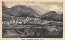 Dolomiti E Panorama Di Sappada - Italia