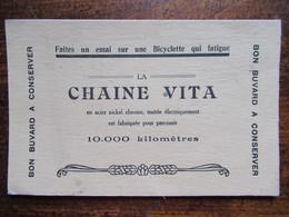 """Pub La Chaine """"Vita """" - Bikes & Mopeds"""