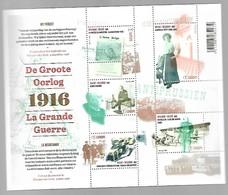 BF La Grande Guerre 2016 - Blocs 1962-....