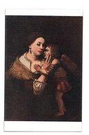 CPA - VÉNUS ET L'AMOUR (REMBRANDT) - Malerei & Gemälde