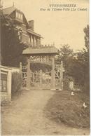 YVES-GOMEZEE : Rue De L'Entre-Ville (Le Chalet) - RARE CPA - Cachet De La Poste 1932 - Walcourt