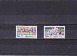 BERLIN 1987  Gymnastique, Judo Yvert 738-739 NEUF** MNH Cote : 6,50 Euros - Berlin (West)