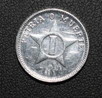 Cuba 2014 KM#33.3 UN CENTAVO 1 Centavos Regular XF - Cuba