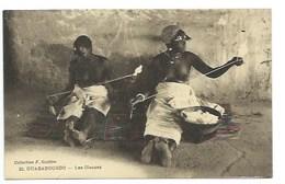 """AFRIQUE - BURKINA FASO - OUAGADOUGOU - """"Les Fileuses"""" - CPA - Burkina Faso"""