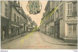 60. BEAUVAIS . La Rue Saint-Jean . - Beauvais