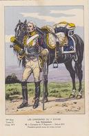 Uniformes Du 1er Empire Cuirassier Du 9eme  Régiment ( Tirage 400 Ex ) - Uniforms
