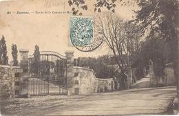 CPA -  Bayonne -Entrée De La Caserne De Marracq ( En L'état ) - Bayonne