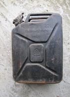 Jerrican Allemand 1940 - Ausrüstung