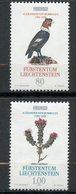 Liechtenstein, Yvert 1020&1021**, MNH - Liechtenstein