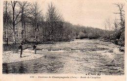 """BORDS DE L'ANGILLON"""" (CA CHAMPAGNOLE) - France"""
