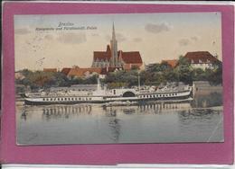 BRESLAU KREUZKIRCH - Cargos
