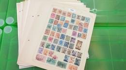 LOT N° E 309 ITALIE  Neufs * Ou Obl Collection. Sur Page D'albums - Francobolli