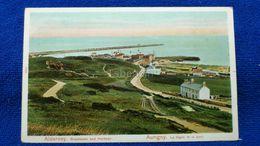 Alderney Breakwater And Harbour England - Alderney