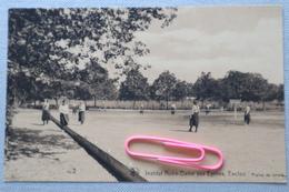 EEKLO : Institut Notre-Dame Aux Epines, Plaine De Tennis - Eeklo
