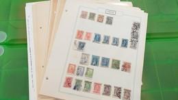 LOT N° E 308 GRECE  Neufs * Ou Obl Collection. Sur Page D'albums - Francobolli
