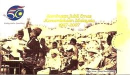 MALAYSIA (NATIONAL), 2007, Booklet SB 20, Malaysia 1957 - 2007 - Maleisië (1964-...)