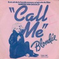 """Blondie 45t. SP B.O. FILM """"american Gigolo"""" - Música De Peliculas"""