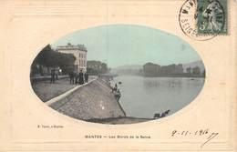 20-3449 : MANTES. BORDS DE SEINE. - Mantes La Jolie
