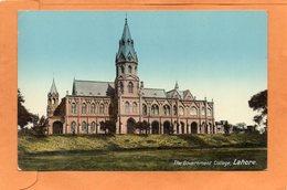 Lahore Punjab Pakistan 1906 Postcard - Pakistan
