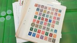 LOT N° E 306 GRANDE BRETAGNE Neufs * Ou Obl Collection. Sur Page D'albums - Francobolli