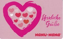 Geschenkkarte  Nanu-Nana  Gift - Gift Cards