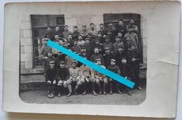 1916 Tulle 100 Eme Régiment D'infanterie 29 Eme Compagnie Tranchées 14 18 Poilu  WW1 Carte Photo - Guerre, Militaire
