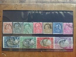 REGNO 1928 - Sovrastampati Nn. 188/98 Misti (1 Valore Difettoso - Non Calcolato) + Spese Postali - Albania