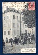 Arlon. Ecole Normale. 1907 - Arlon