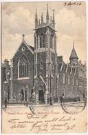 Roath Road Wesleyan Methodist Chapel, CARDIFF, UK, 1903 Used Postcard [24014] - Glamorgan