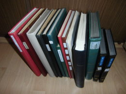 Posten Sammlung Alle Welt Europa Vieles Postfrisch 12 Einsteckbüchern (36) - Sammlungen (im Alben)