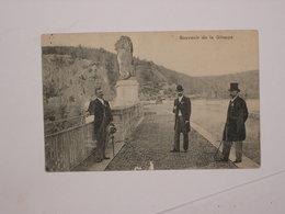 La Gileppe : Souvenir - Animée - Gileppe (Barrage)