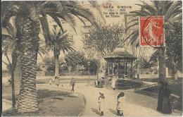 CPA - 06- Nice  - Allée Du Jardin Des Princes - Markten, Pleinen