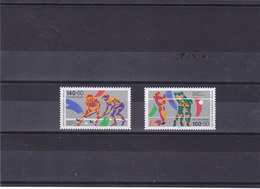 BERLIN 1989 Voley-ball, Hockey Yvert 797-798 NEUF** MNH Cote : 9 Euros - Berlin (West)