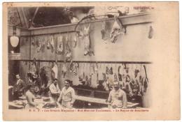 TOULOUSE - Les Grands Magasins - Bon Marché Toulousain - Rayon De Boucherie - Toulouse