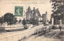 24 .n° 109684 . Sarlat . Le Chateau Des Milandes . Vue Generale . - Autres Communes