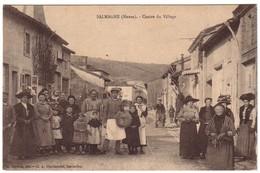 SALMAGNE - Centre Du Village - Andere Gemeenten