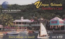 JUNGFERN INSELN-Britisch - Islas Virgenes