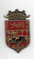 INSIGNE GMR 57ème RI - Army