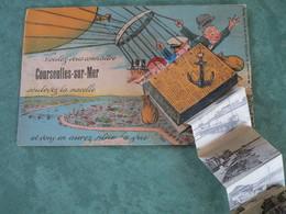 Voulez-vous Connaître, Soulevez La Nacelle Et Vous En Aurez Plein La Vue - Carte à Système 10 Vues - Courseulles-sur-Mer