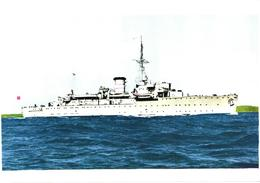 Germany War Ship Tsingtau - Guerre