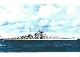 Germany War Ship, Battleship Bismarck - Guerre