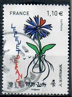 Yt 4907-1 Bleuet De France-cachet Rond - Oblitérés