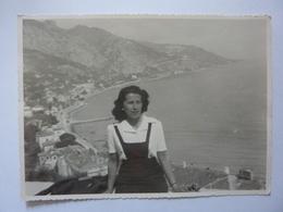 """Fotografia  """"MENTONE 1942 - 1943"""" - Luoghi"""