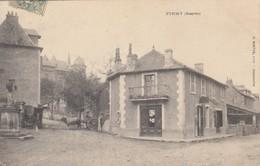 FIRMY (Aveyron): Carrefour - Firmi