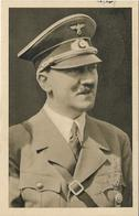 AK/CP Propaganda Nazi Hitler Der Führer 1938 - Guerra 1939-45