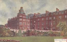 AYR, Scotland ; Station Hotel, 00-10s - Ayrshire