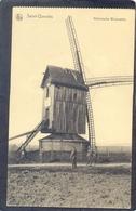 SAINT-QUENTIN - Historische Windmuhle (avec Des Soldat Allemagne) - Saint Quentin